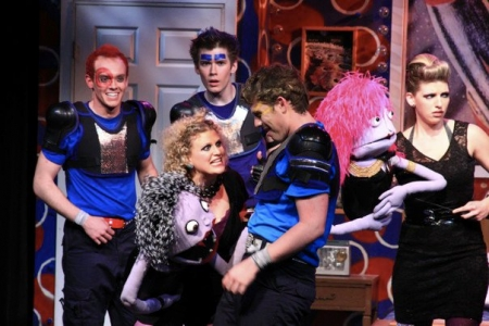 Jessica Perlman in Starmites at The Groundlings Theatre and School